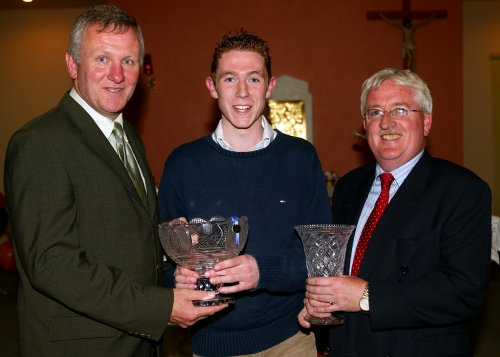 Student of the Year 2004 - Brian Mulvihill